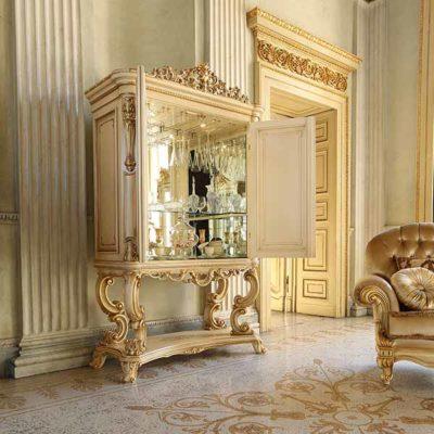 vetrine di lusso