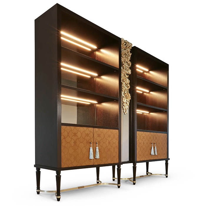 libreria per ufficio home-office e direzionale