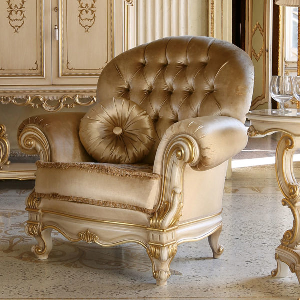 armchair louis xvi baroque empire napoleon