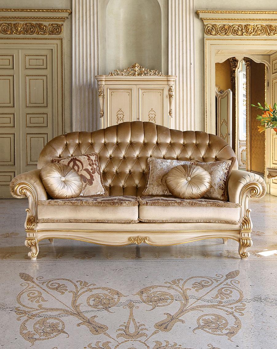 Sofa Empire Napoleon Baroque