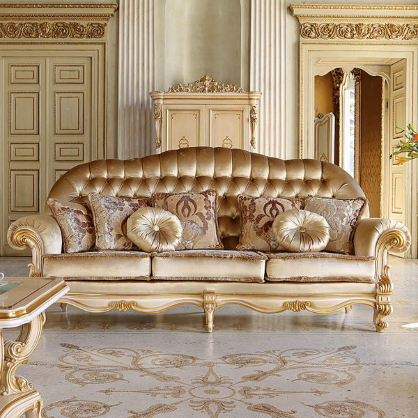 Sofa Empire Napoleon Baroque
