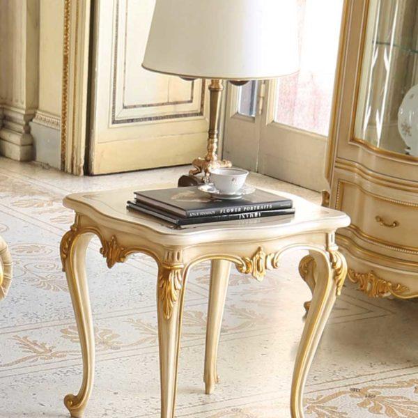 Кофейный столик Барокко наполеоновской империи