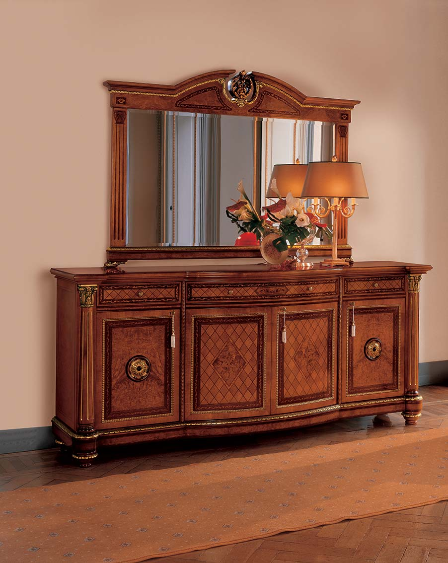 Sideboard Empire Napoleon Baroque