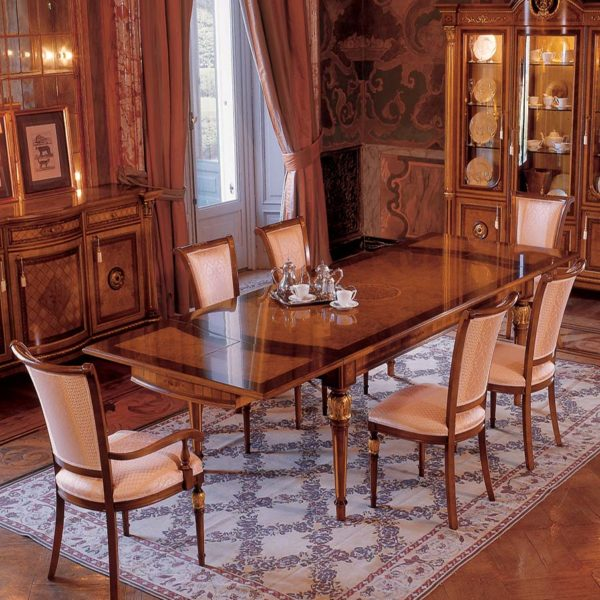 Table Napoleon Empire Chair