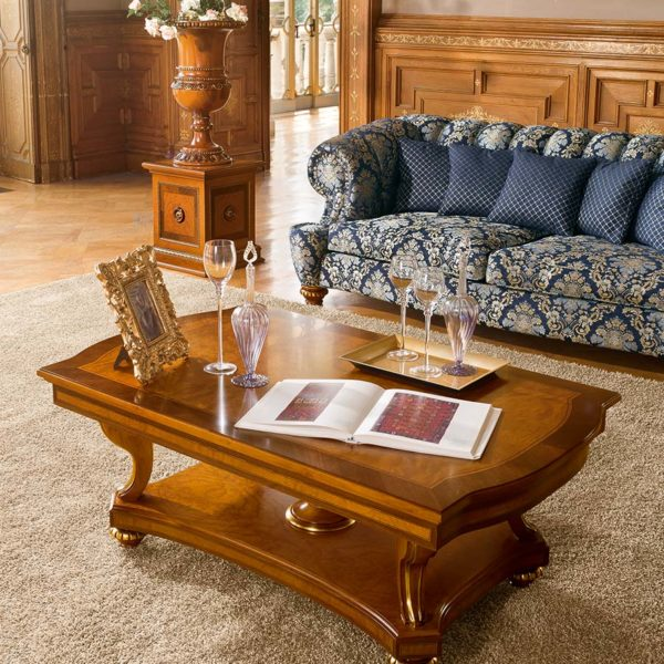 Empire Napoleon coffee table