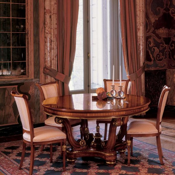 Napoleon Empire Chair table