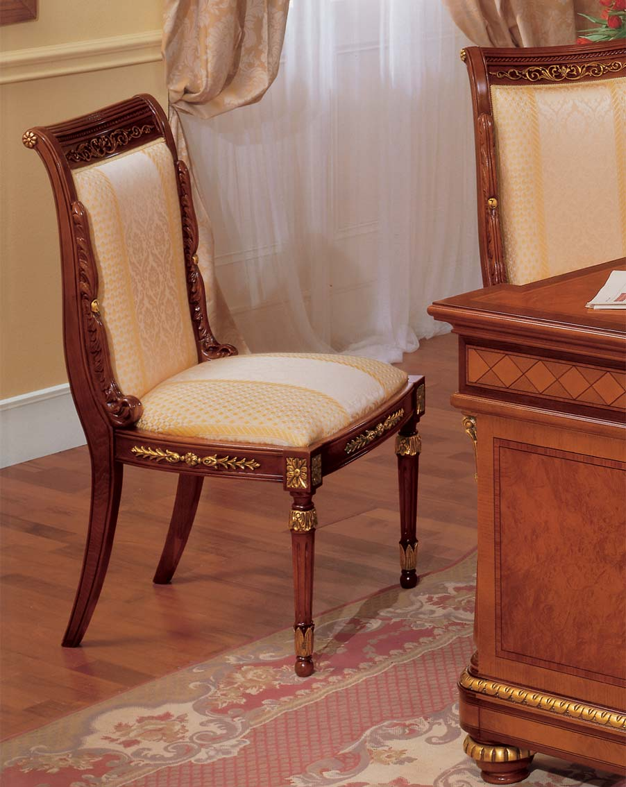 Napoleon Empire Chair