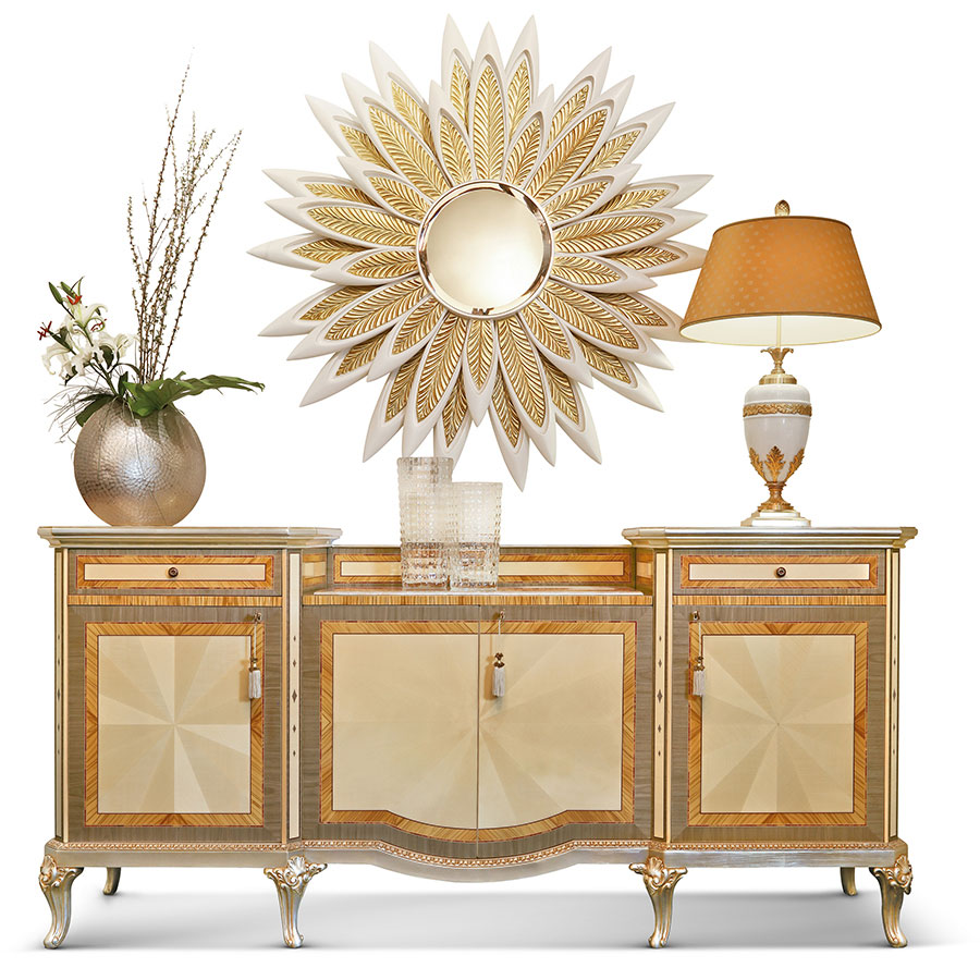 Sideboard 4 doors 1