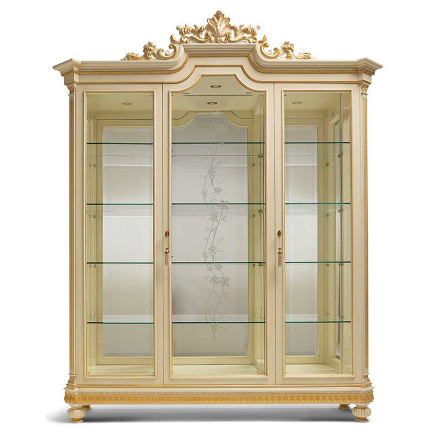 Display cabinet made in Italy
