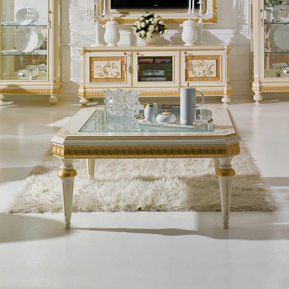 Tavolino quadrato da salotto 2