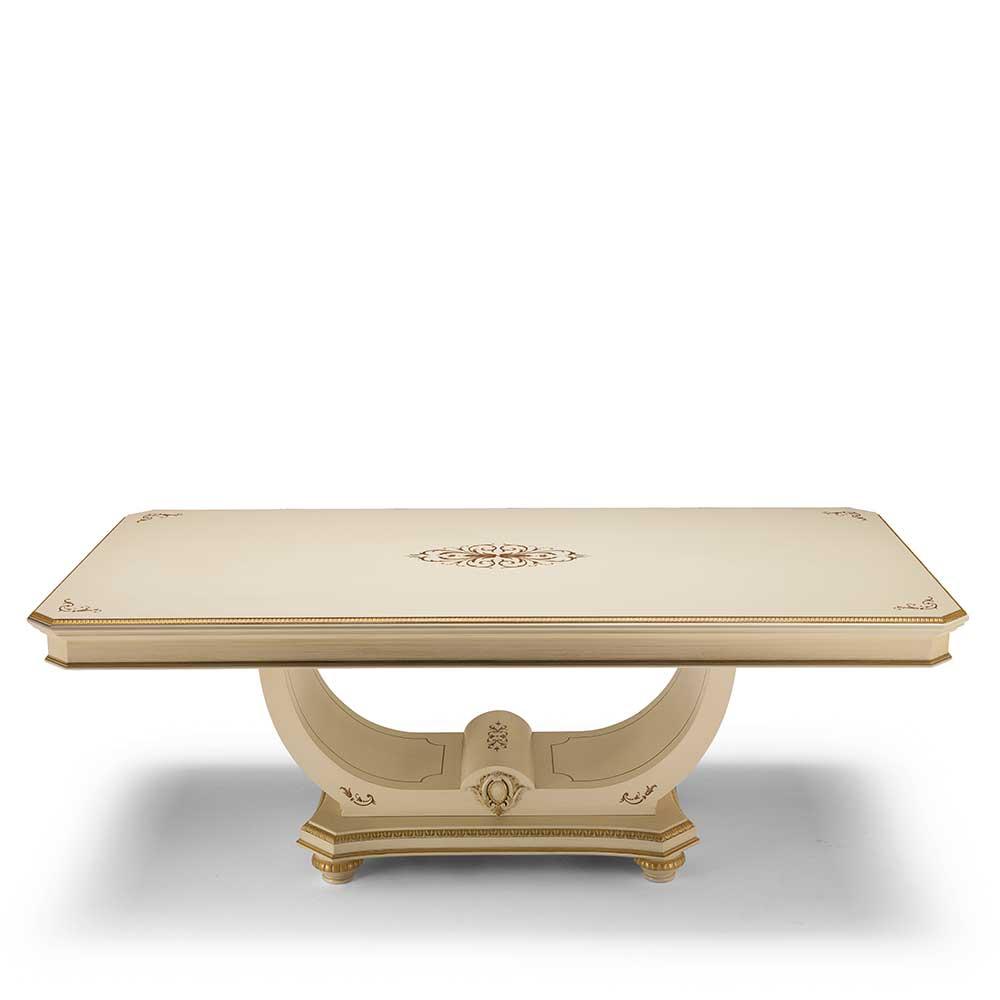 Обеденный стол - постамент