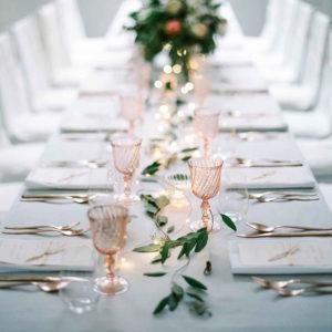 tavolo di natale 2019