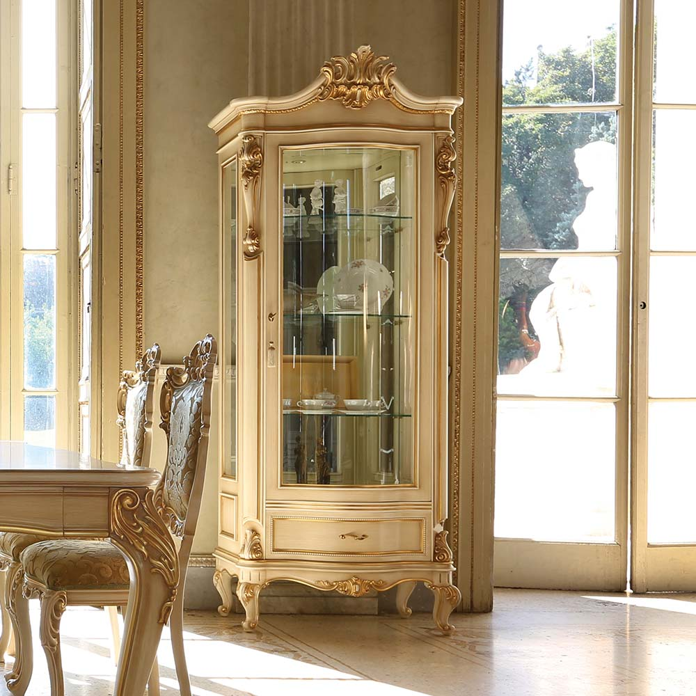 Display cabinet 1 door 3