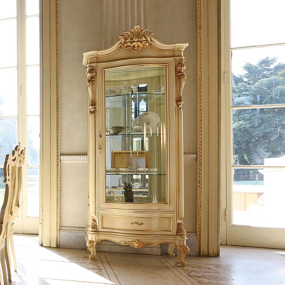 Display cabinet 1 door 1