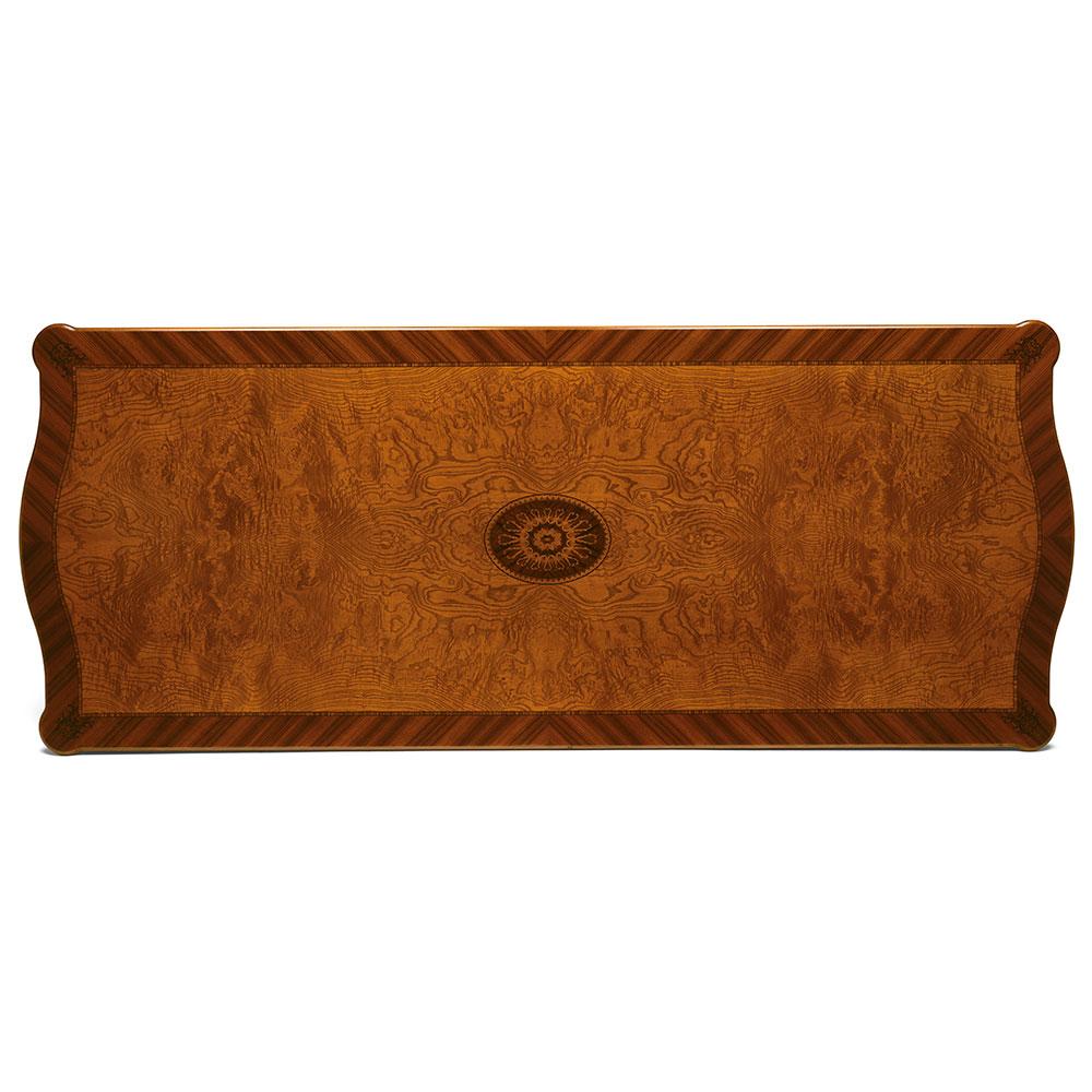 Tavolo rettangolare con 2 basi 3