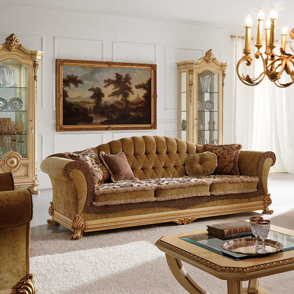 Sofa 3 seats 1