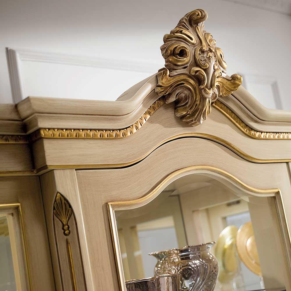 Display cabinet 2 doors 2