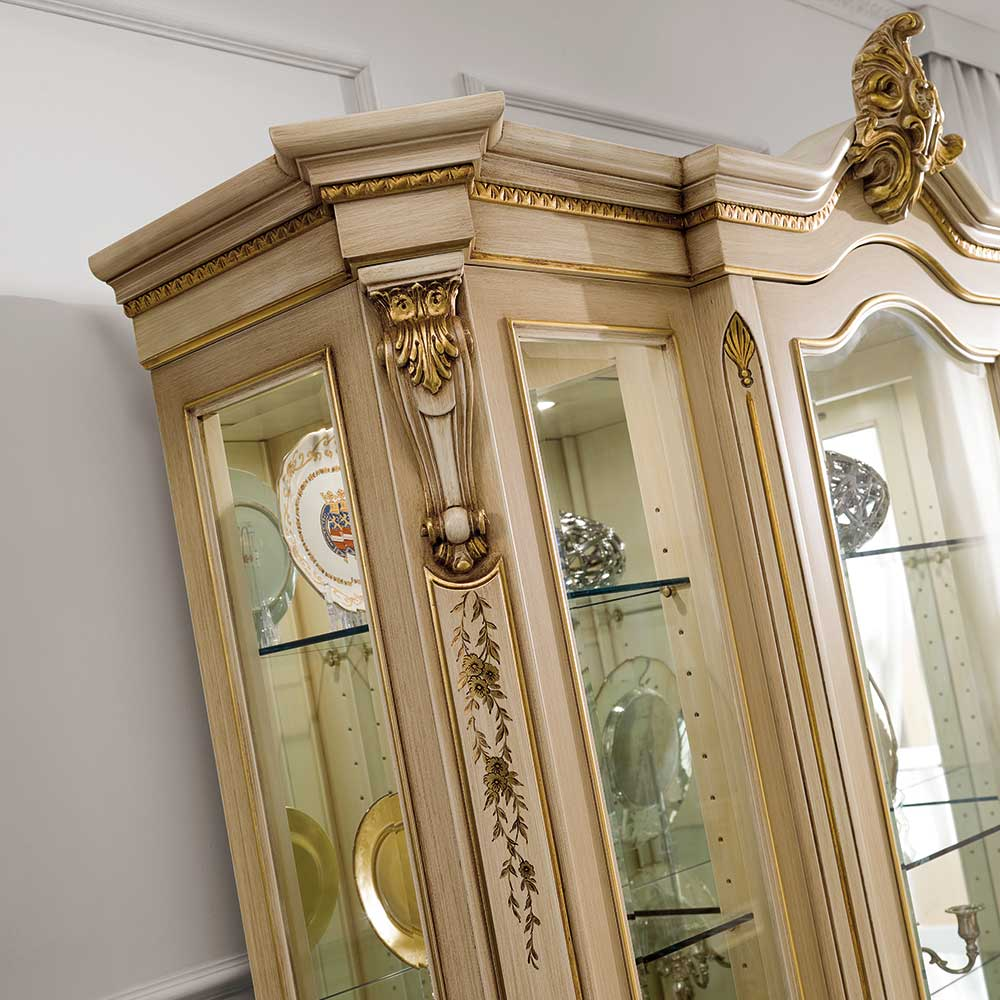 Display cabinet 2 doors 3