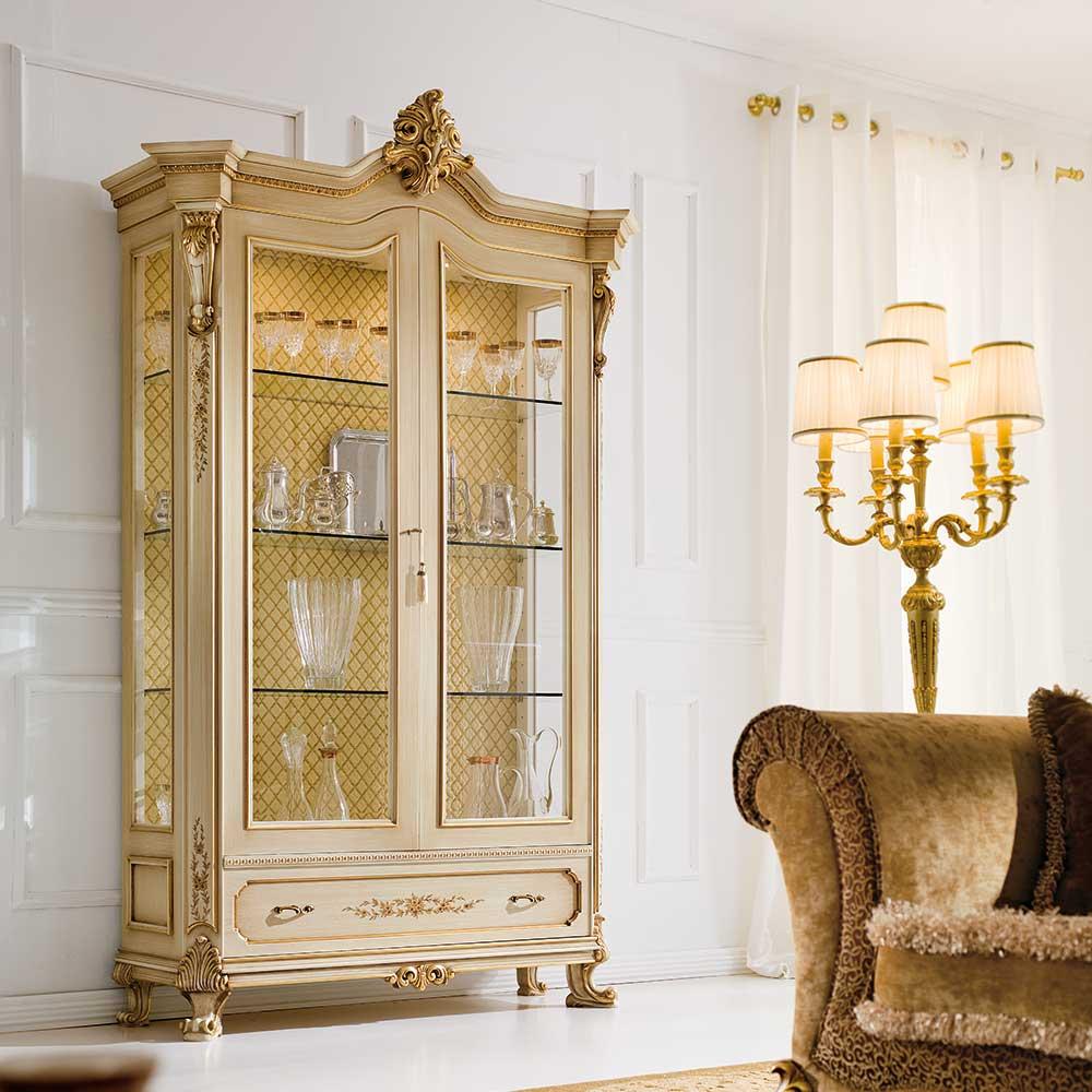 Display cabinet 2 doors 1