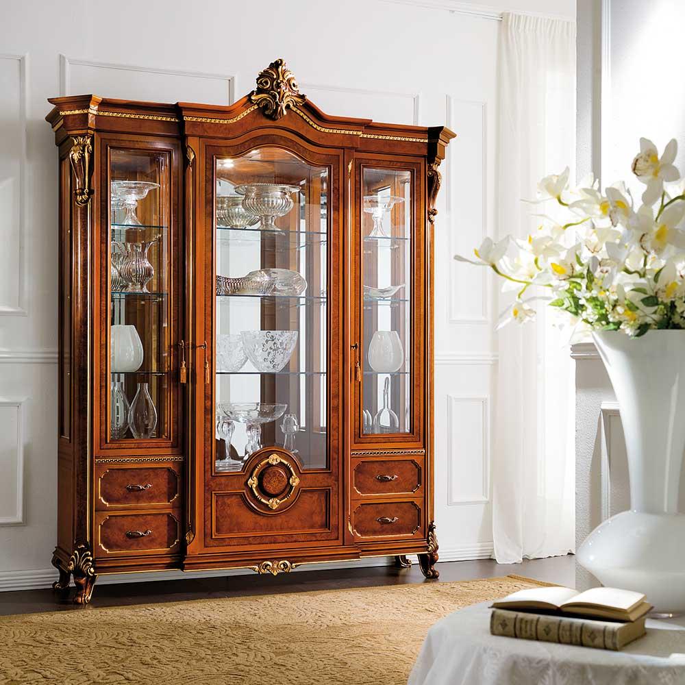 Display cabinet 3 doors 4