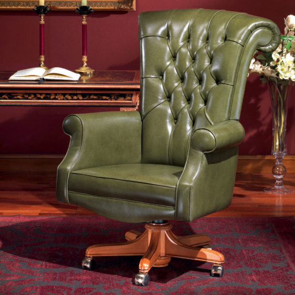 President armchair TRUMP